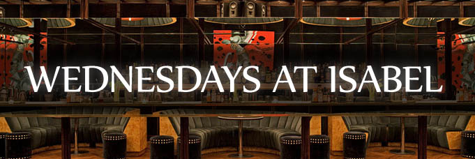 Wednesdays Isabel Bar Buenos Aires banner