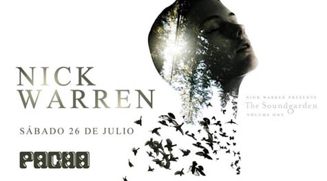 Nick Warren Pacha Buenos Aires flyer small