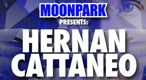 Moonpark Hernan Cattaneo small flyer