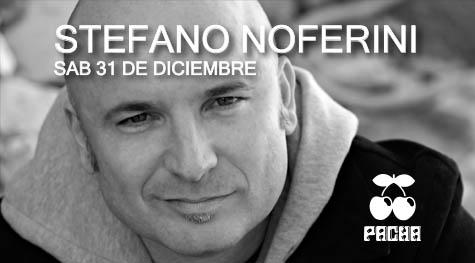 Stefano Noferini Pacha Buenos Aires